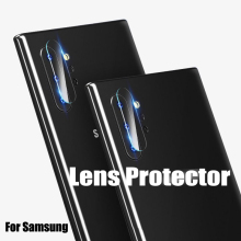 Back Camera Lens Tempered Glass Screen Protector For Samsung Galaxy Note 10 9 S10 S9 Plus Note10 Back Lens Film Protective Glass for samsung galaxy note10 pro 3d carbon fiber protective back film for galaxy note 8 9 10 10 back screen protector film sticker