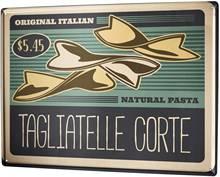 С 2004 года Оловянная тарелка для еды ресторана макаронных изделий