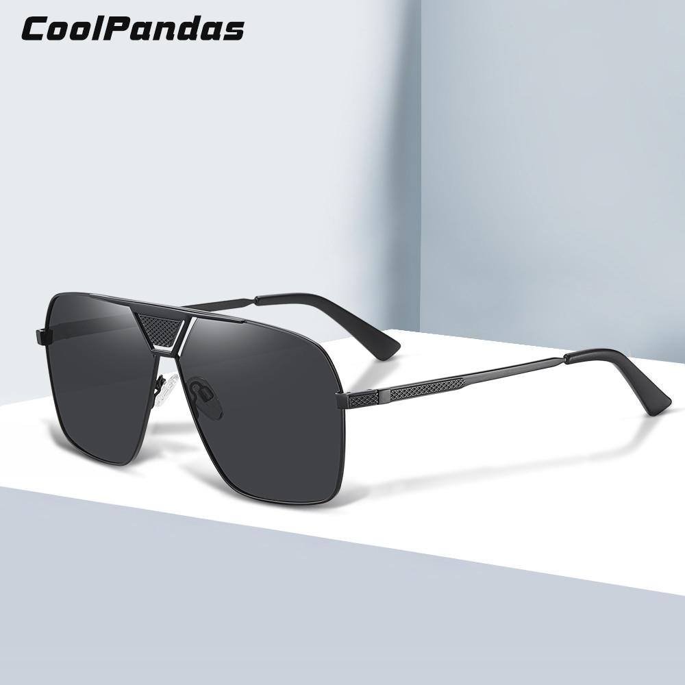 Солнцезащитные очки coolpandas поляризационные для мужчин и