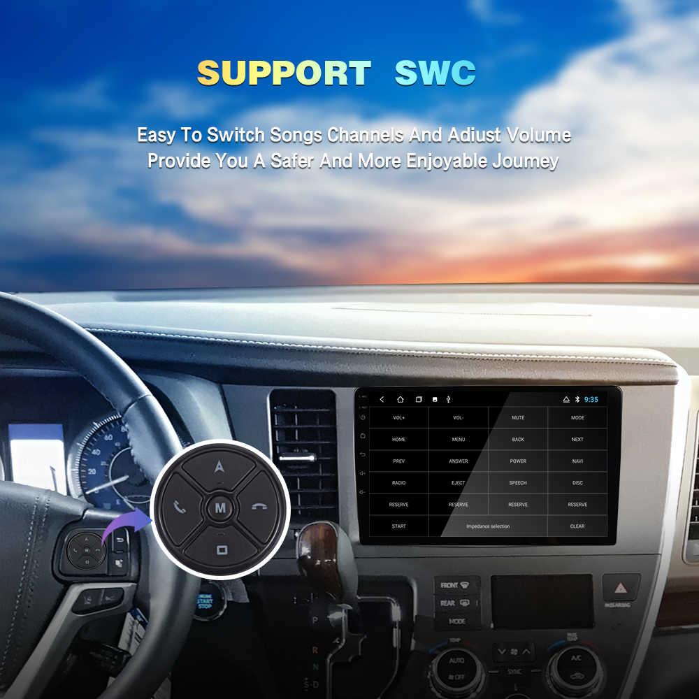"""Ekiy 9 """"アンドロイド9.0カーラジオホンダアコード8 2008-2012車のマルチメディアビデオプレーヤーナビゲーションgpsアンドロイド8.1なし2din dvd"""
