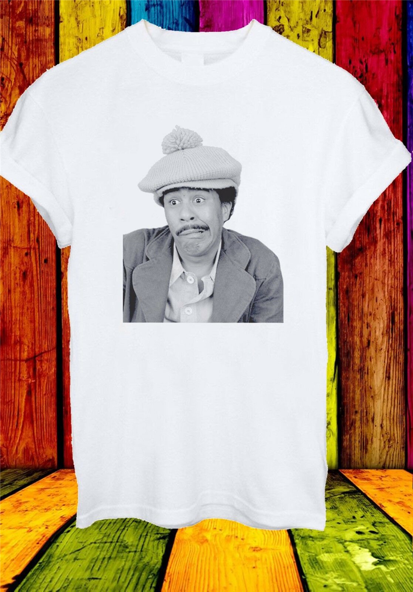 Richard Franklin Lennox Thomas Pryor Comedian Actor Men Women Unisex T-Shirt 44 Hot Summer Casual Tee Shirt image