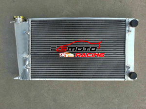 Image 2 - Aluminum Radiator For VW GOLF MK1/CADDY/ SCIROCCO GTI SPEC 1.6 1.8 Hot Selling