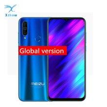 Глобальная версия Meizu M10 смартфон с 5,5 дюймовым дисплеем, восьмиядерным процессором MTK P25, ОЗУ 2 Гб, ПЗУ 32 ГБ, Android 6,5, 4000 мАч