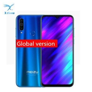 Image 1 - Глобальная версия Meizu M10 смартфон с 5,5 дюймовым дисплеем, восьмиядерным процессором MTK P25, ОЗУ 2 Гб, ПЗУ 32 ГБ, Android 6,5, 4000 мАч