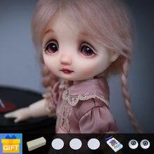 Bjd shuga fada nico 1/8 boneca resina bonecas fullset completo profissional brinquedos de maquiagem presentes lati yosd namorada presente