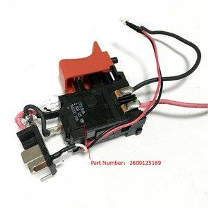 Switch For BOSCH GSB120 TSR108