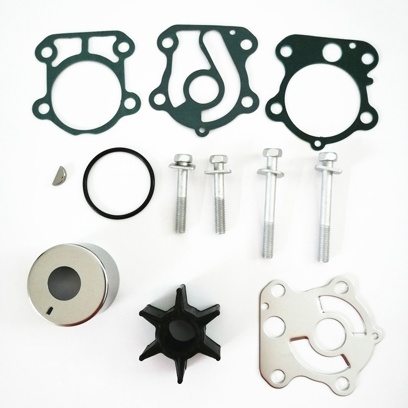 For Yamaha OEM Water Pump Impeller Repair Kit For 60-90hp Outboards 692-W0078-00 692-W0078-02