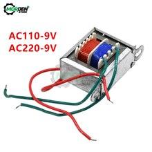 AC110-9V/AC220-9V Spot Schweißer Netzteil Transformator Für NY-D01 100A/40A Spot Schweißen Controller Board