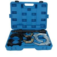 FR Spring Compressor Strut Suspension Strut Systems Shock Absorber Lower Suspension Setting Car Tool For MC Pherson