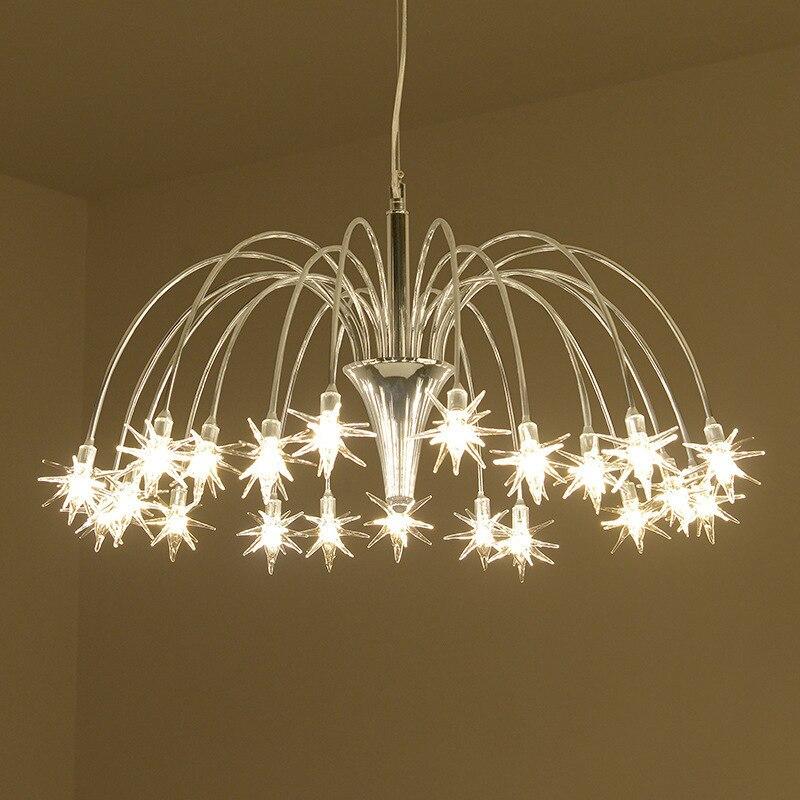 Postmodern Led Pendant Lighting Living Room Dining Room Lighting Individual Clothing Shop Cafe Lighting hanging lamp|Pendant Lights| |  - title=