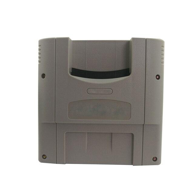 使用スーパーゲームカードアダプターのコンバーターグラム B ゲームカード s N E S 日本版コンソール JP