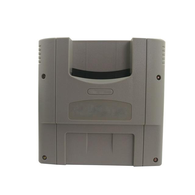 Convertisseur dadaptateur de carte de jeu Super utilisé pour carte de jeu G B pour console de version S N E S japon JP