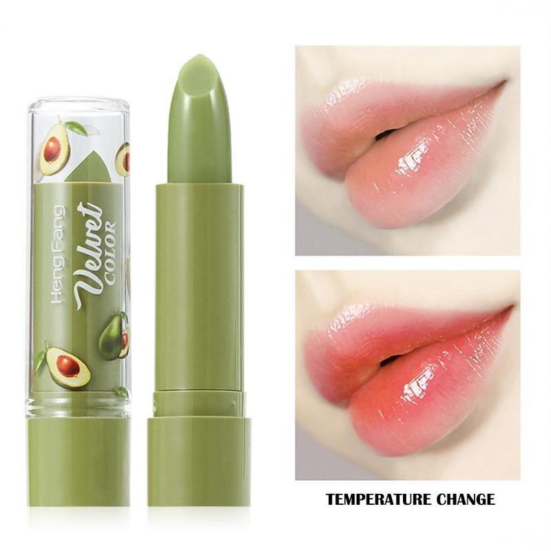 1PC Moisture Lip Balm Kiwi Vera Natural Lipbalm Lipstick Long Lasting Nourish Protect Lips Care Do Not Pull Dry Lipstick