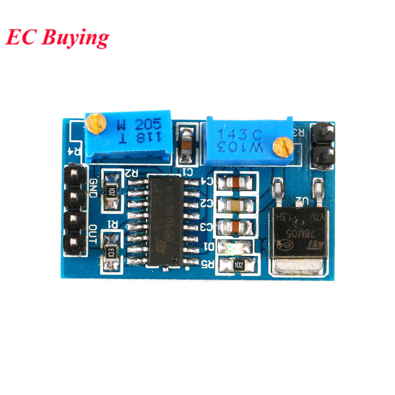 <font><b>SG3525</b></font> PWM Controller <font><b>Module</b></font> DC 5V 200HZ-100KHZ with Adjustable Frequency Driver Board DIY Electronic image