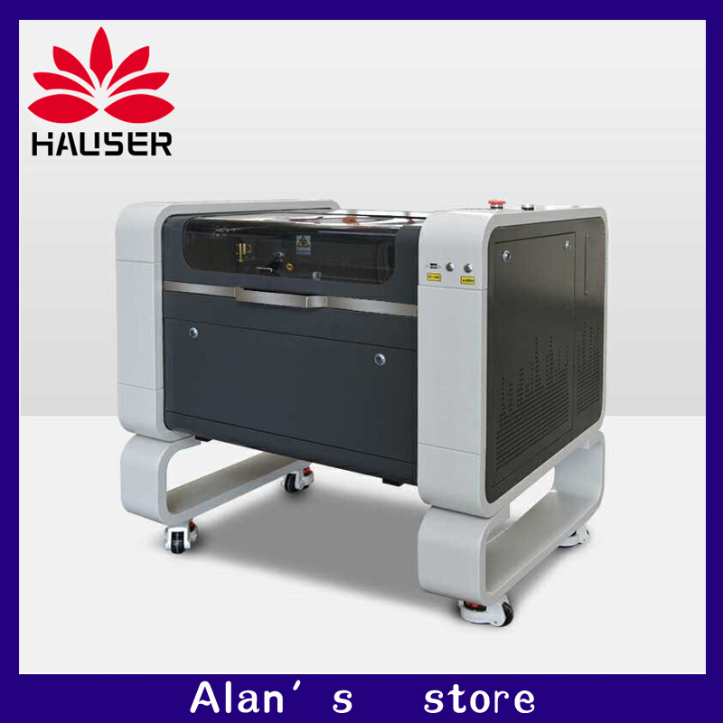 4060 Co2 Laser Engraver Machine M2 System 400 * 600mm Laser Cutting Machine For DIY / Wood / Acrylic / Cloth