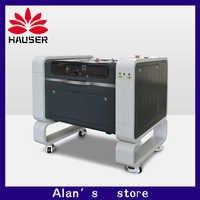 4060 máquina de grabado láser co2 sistema m2 400*600mm máquina de corte por láser para bricolaje/madera/acrílico/Tela