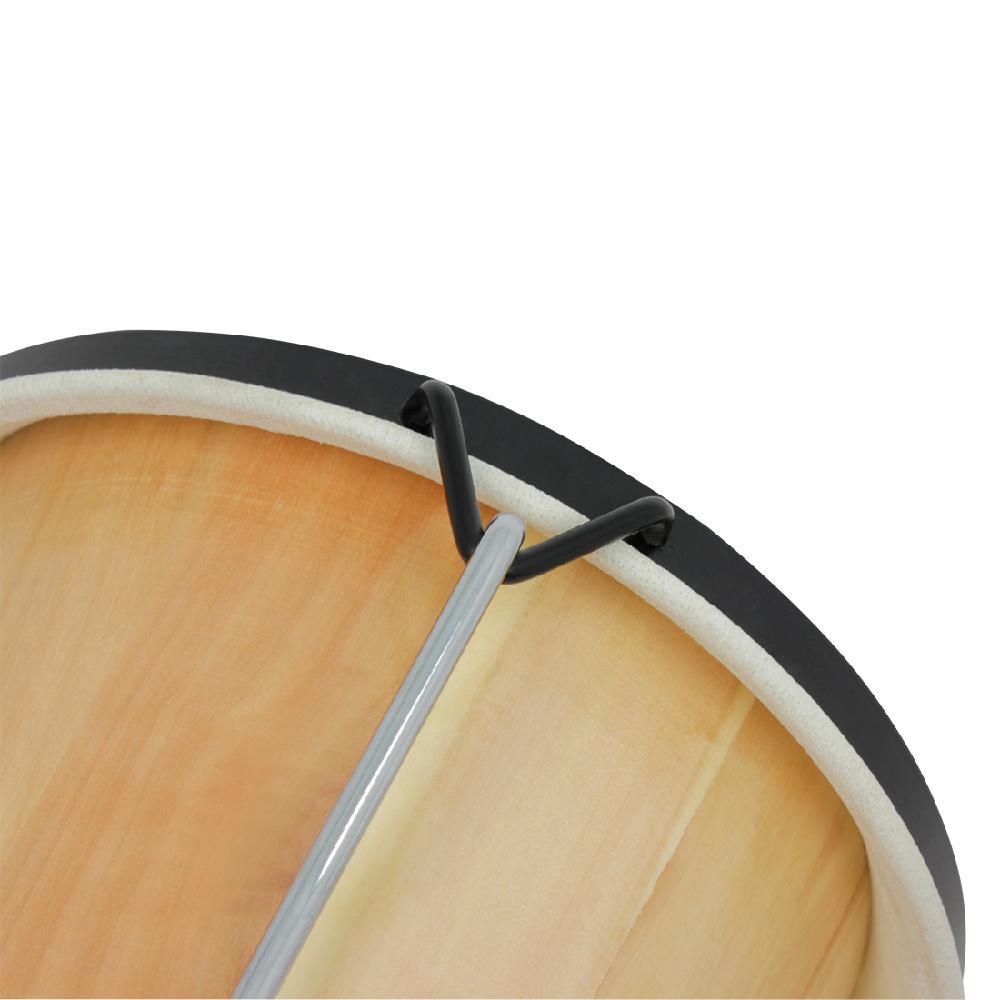 Instrumentos de percussão de madeira africano, brinquedos