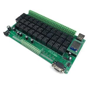 Image 4 - Kincony Domotica Hogar WiFi IP röle akıllı ev otomasyon modülü denetleyici 32 anahtarı kontrol kanalı 6CH güvenlik Alarm sensörü