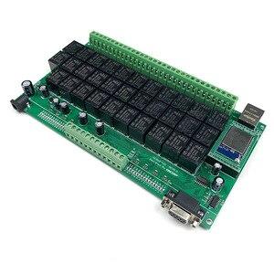 Image 4 - Kincony Domotica Hogar WiFi przekaźnik IP automatyczny moduł dla inteligentnego domu kontroler 32 przełącznik sterujący kanał 6CH czujnik alarmu bezpieczeństwa