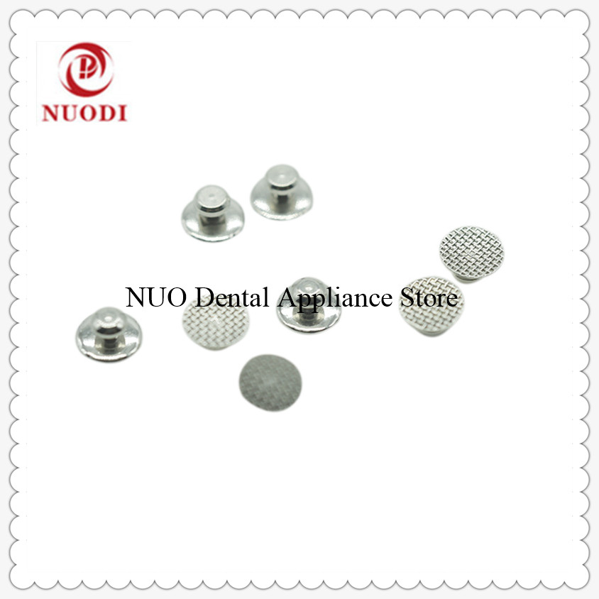 Orthodontic Lingual Buttons Bondable Round Base50pcs