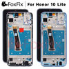 FoxFix Display Für Huawei Honor 10 Lite LCD Display HRY LX1 HRY LX2 HRY LX1T Touchscreen Für Honor 10 Lite Display Mit rahmen