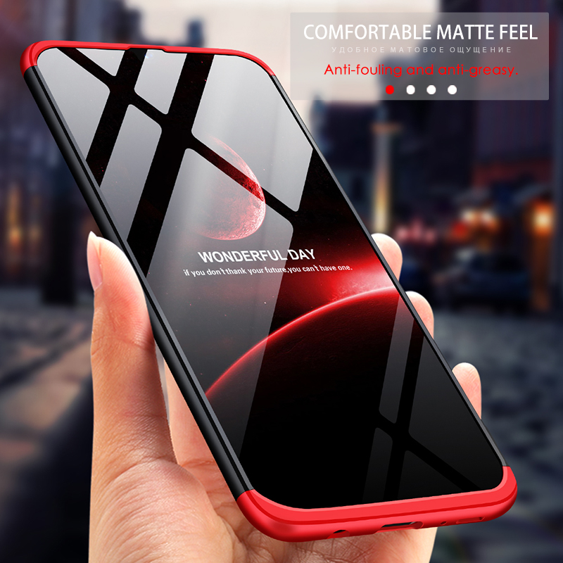 360 Degree Full Protection Case For Samsung Galaxy A01 A10 A20 A30 A40 A50 A51 A60 A70 A71 A80 Shockproof Cover A40 A50S A80
