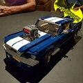 21047 Forded Mustanged 10265 кирпичи в наличии создатель машины Technic серии классический мускул гоночный автомобиль 11293 DG023 91024 блоки кирпичи