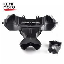 Dla Honda CBR600 RR CBR 600RR Ram rurka powietrzna kanał wlotu z uchwyt Fairing wspornik do hondy CBR 600 RR CB600R 2007-2012