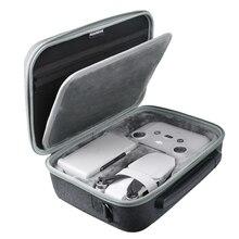 ポータブルドローンコントローラバッテリー充電ハブ収納保護ハードケース旅行キャリングバッグ互換djiミニ2