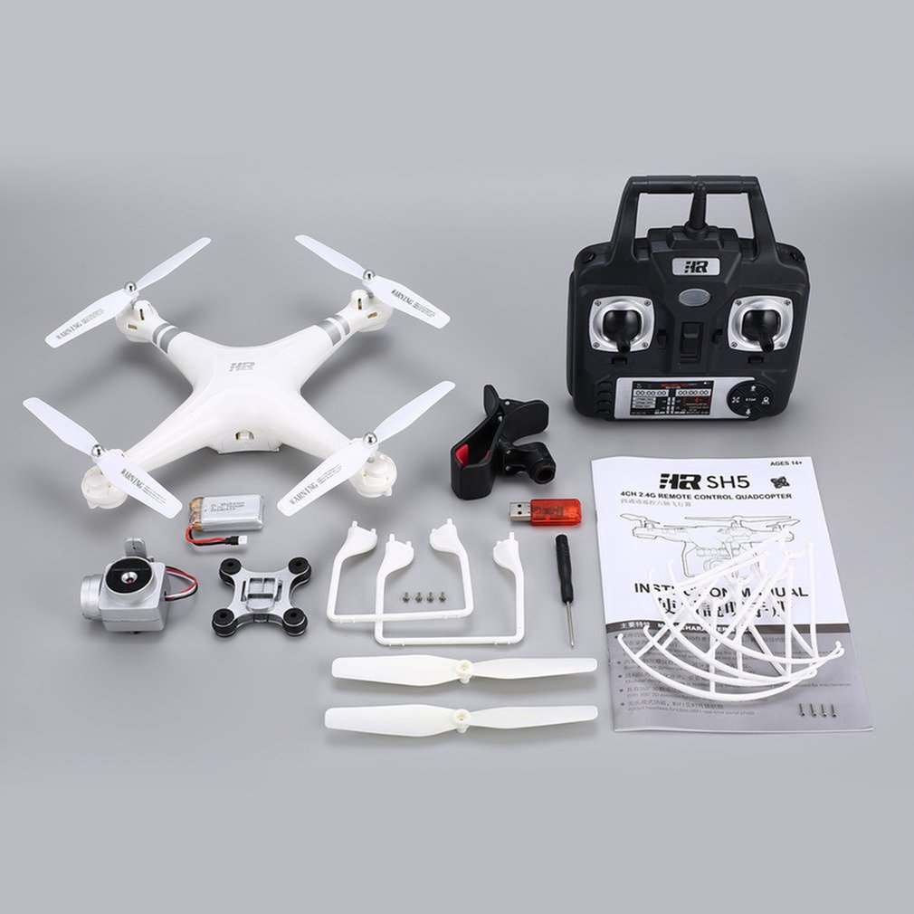 SH5H Drone Quadrocopter FPV Drones With Camera HD Quadcopters With WIFI Camera RC Helicopter Remote Control Toys VS Syma x5c