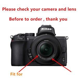 Image 2 - 46Mm UV CPL ND4 Bộ Lõi Lọc & Dành Cho Nikon Z50 Camera NIKKOR Z DX 16 50mm F/3.5 6.3 VR