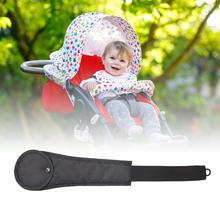 Baby Stroller Front Cross Belt with Hook-and-loop Anti-drop Accessories Umbrella Baby Stroller Universal BeltTrolley Front Strap