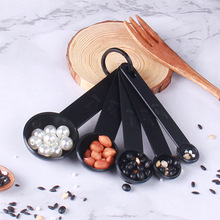 цена на 10pcs Kitchen Measuring Spoons Teaspoon Coffee Sugar Scoop Cake Baking Flour Measuring Cups Kitchen Cooking Tools