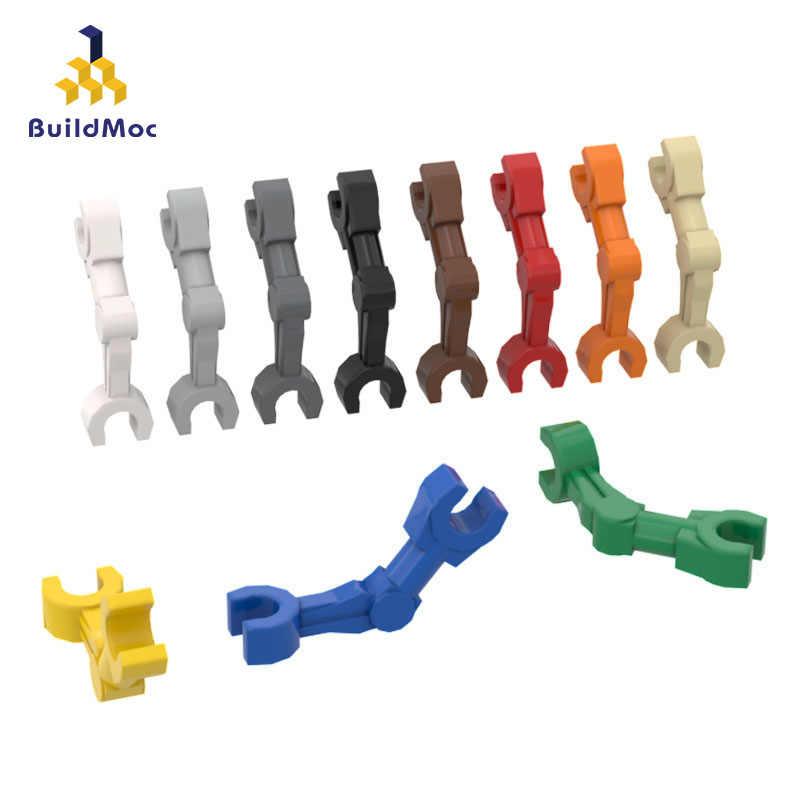 BuildMOC uyumlu toplar parçacıklar 57518 büyük parça yapı taşları parçaları DIY LOGO eğitim Creatives hediye oyuncaklar