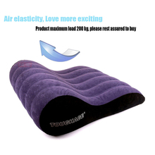 Sex Sofa Inflatable Bed Wedge Pillow Chair Love Positions Support Cushion Couple Sexy Equipment Erotic Furnitures