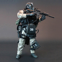 Action Figure model mini times toys 1/6 US Navy SEAL M002 UDT AGA Mask Version Custom Figure Set Toy Full Set Collection