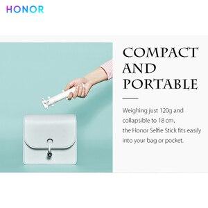 Image 4 - כבוד Selfie מקל לייט להארכה חצובה קומפקטי נייד טלפון מצלמה Stablizer עבור HUAWEI סמסונג Xiaomi Oneplus Oppo רינו