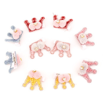 PipiFren Small Dogs Bows Hair For Pets 6