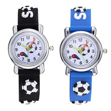Мультяшные детские часы для мальчиков силиконовые 2020 креативные