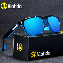 Viahda High Quality Brand Designer Polarized Sunglasses Driv