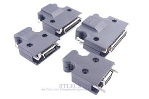 Image 5 - 5pcs DIY SCSI 커넥터 MDR 20 위치 수 플러그 주석 접촉 솔더 20 핀 커넥터 쉘 키트 쉴드 케이블 어셈블리 1.0A