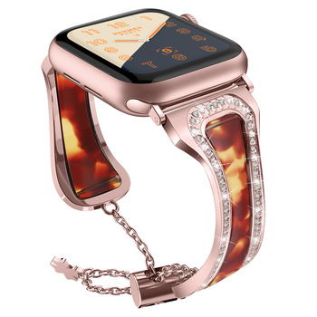Women's Diamond Band for Apple Watch 1