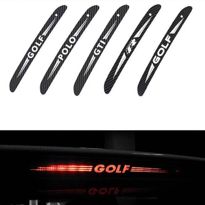 3D Metal TSI Emblem Car Styling Badge Sticker Decal Fit For VW  Tiguan Pol