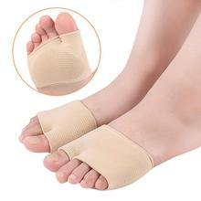 Soft Foot Insoles Pads Cushions Metatarsal Heads Forefoot Pads Supports
