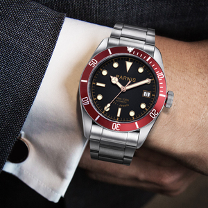 Image 5 - Parnis 41mm Watch Men Miyota Automatic Mechanical Movement Stainless Steel Luminous Luxury Brand Sapphire Crystal Wristwatch Men