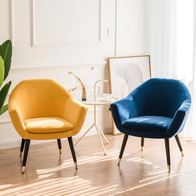 Corner Accent Chair 4