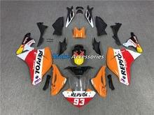 Комплект обтекателей для мотоцикла подходит cbr250rr 2011 2012