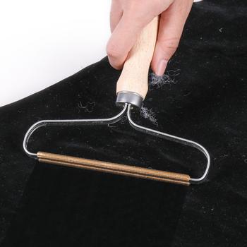 Usuwanie kłaków na odzież sierść zwierząt usuwa kot i pies usuwanie ubrań golarka tkanina szczotka wełna Roller usuwanie kłaków Fluff Pellet tanie i dobre opinie CN (pochodzenie) Rolka do czyszczenia manual CLOTHES