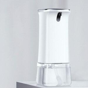 Image 3 - Youpin enchen indução automática de espuma máquina lavar mão conjunto dispensador sabão 0.25s sensor infravermelho 2 engrenagem ajustável