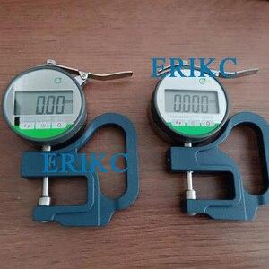 Image 3 - E1024080 Digital display micrometer thickness gauge measurement tool for common rail injector shims Fuel injector repair tool